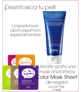 PACK HOMME CLEANSER