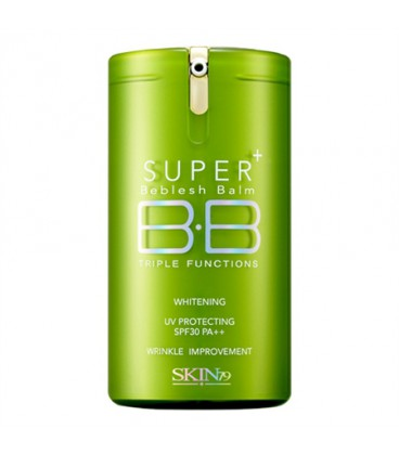 SILKY GREEN SUPER PLUS BEBLESH BALM