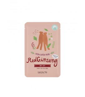RED GINSENG - Fresh Garden mask