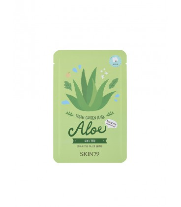 ALOE - Fresh Garden Mask