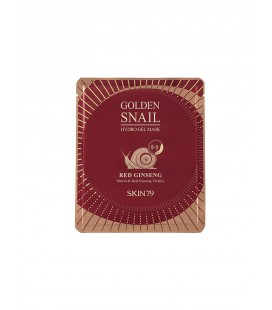 GOLDEN SNAIL GEL MASK - RED GINSENG