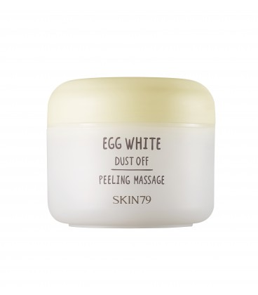 Egg White Dust Off Peeling Massage