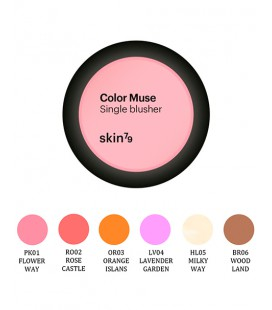 Color Muse Single Blusher
