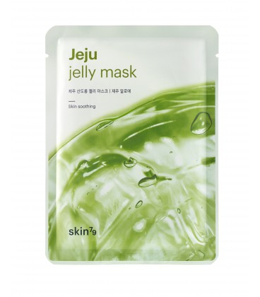 Jeju jelly mask - Jeju Aloe (Skin soothing)