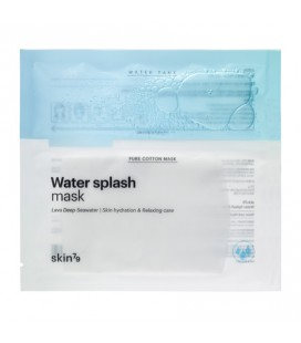 Water Splash Mask
