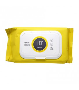 10 Fast Cleansing Oil Tissue