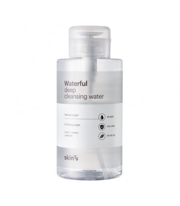 Waterful Deep Cleansing Water