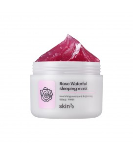 Rose Waterful Sleeping Pack