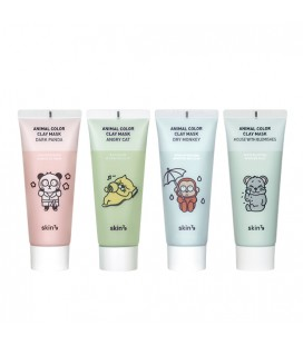 ANIMAL COLOR CLAY MASK