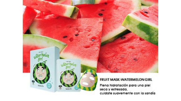 *FRUIT MASK - WATERMELON GIRL*